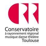 Logo du Conservatoire de Danse de Toulouse